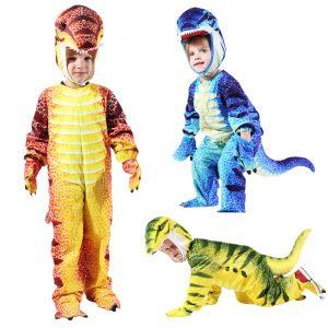 Combinaison Enfant Dinosaure