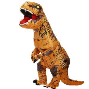 Costume Dinosaure T Rex