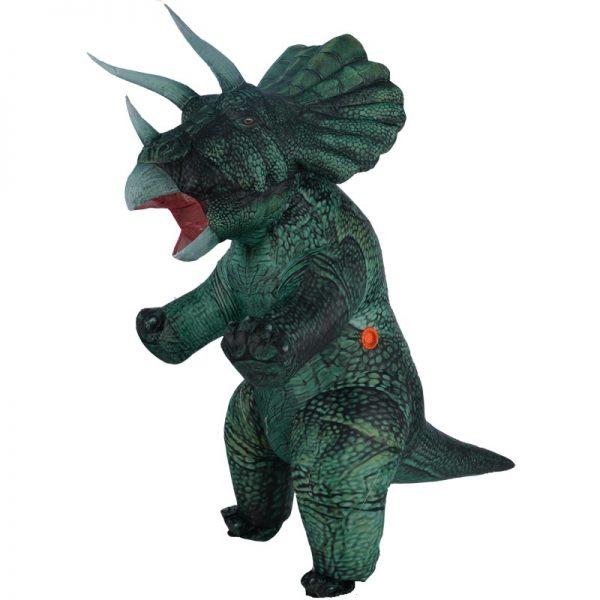 Costume de Dinosaure Réaliste