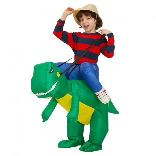 Déguisement Porte Moi Dinosaure