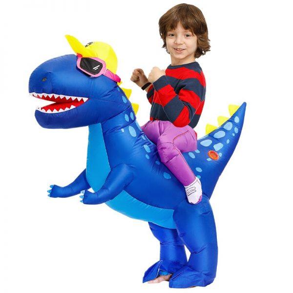 Déguisement à Dos De Dinosaure