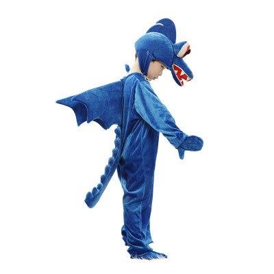 Combinaison Pyjama Garçon Dinosaure