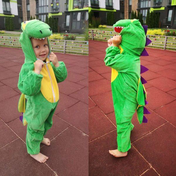 Déguisement Dinosaure Qualité