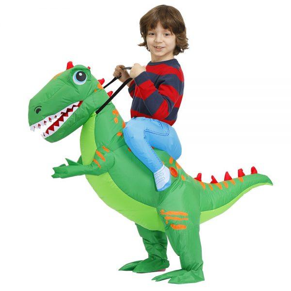 Déguisement Monture Dinosaure