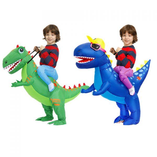 Déguisement Dinosaure Monture