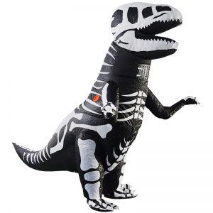 Déguisement Squelette Dinosaure