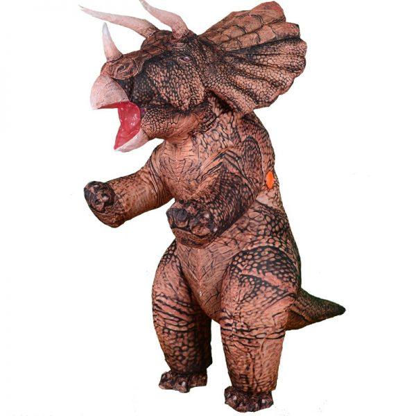 Costume Dinosaure Réaliste