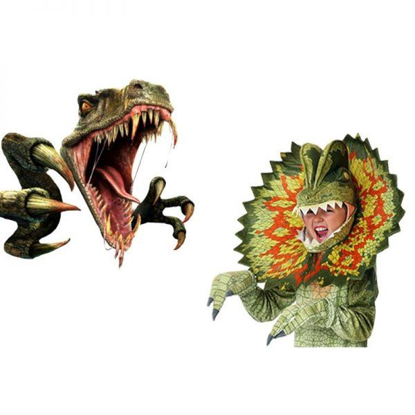 Combinaison Dinosaure Enfant