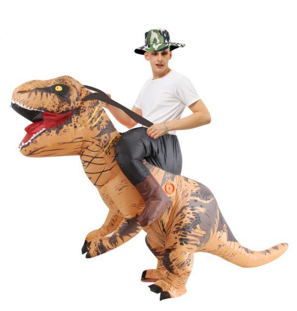 Deguisement Dinosaure Tyrannosaurus