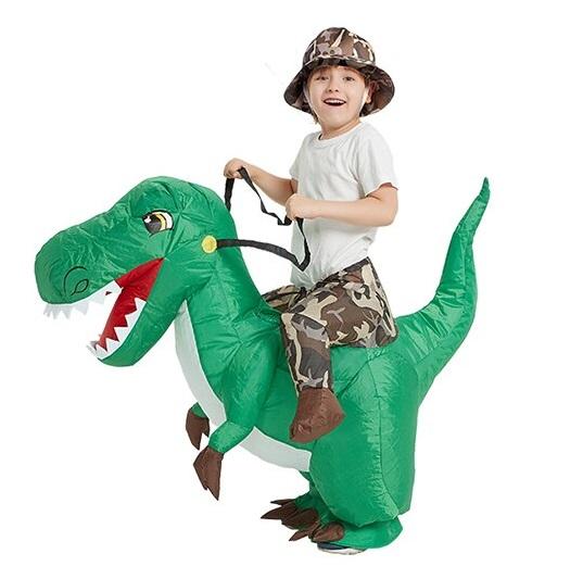 Déguisement Dinosaure 6 Ans