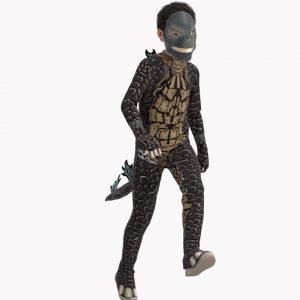 Costume De Dinosaure Enfant