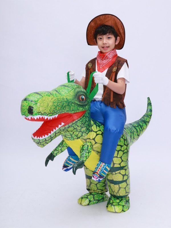 Déguisement Dinosaure Tyrannosaurus Enfant