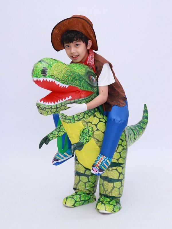 Déguisement Carnaval Dinosaure